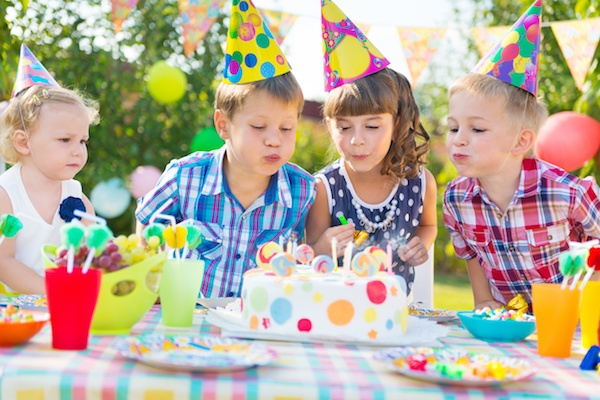 kids activities for birthday party