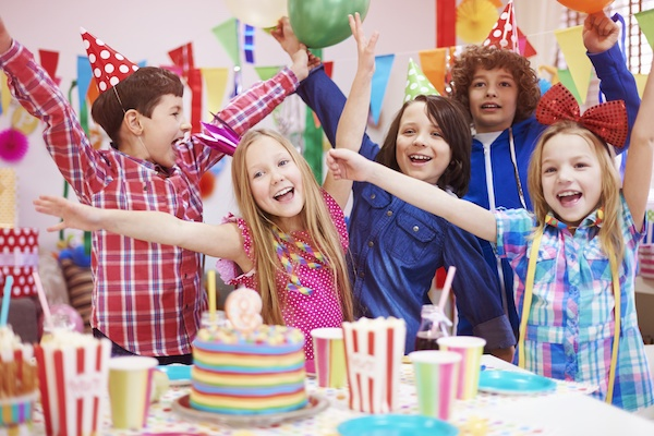 organize the best birthday party ever for your kids