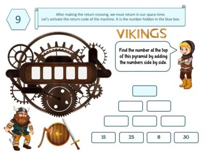 Use this time machine to go back to the Viking era
