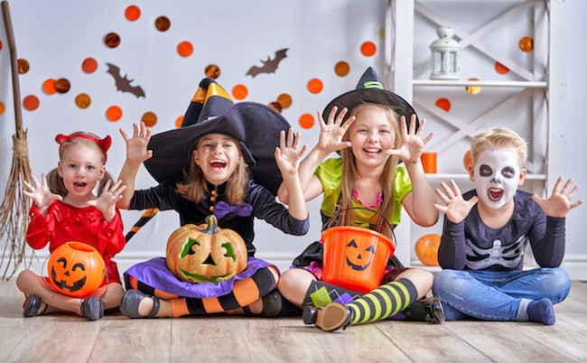 The best Halloween activities for kids
