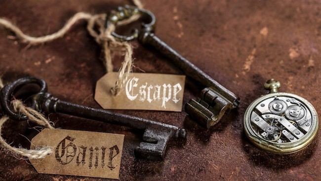 How to create your own escape room at home