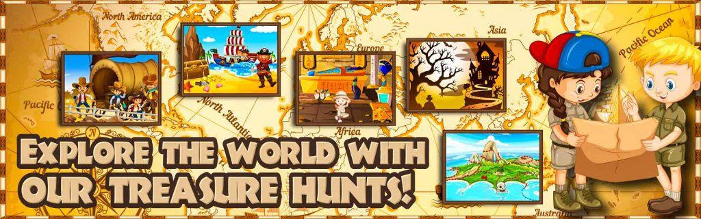 how to make a treasure hunt