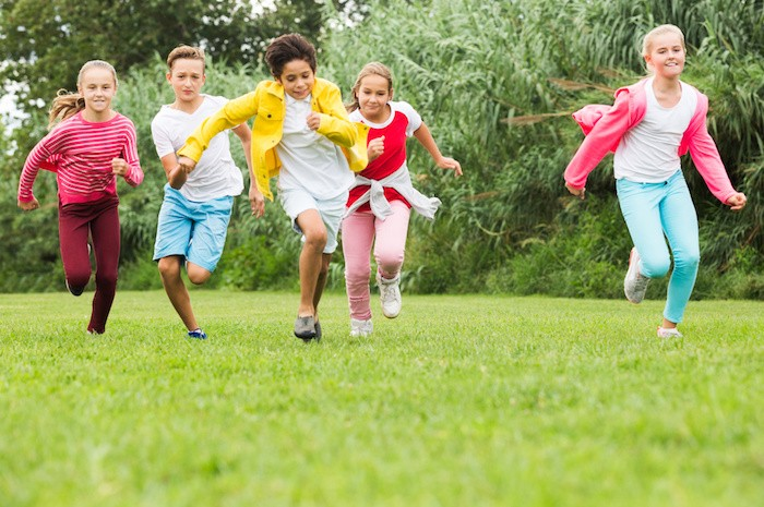 Capture ther flag: party games for kids