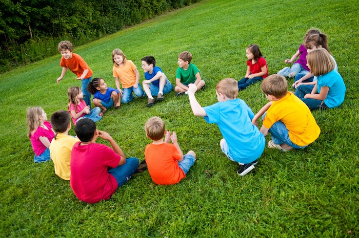 duck duck goose: party games for kids