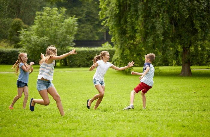 different tag games for kids