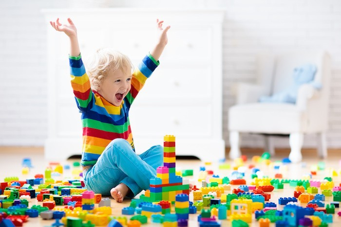 The importance and benefits of play for children