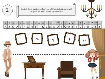 escape room kit puzzle