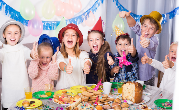 How to plan a birthday party for your child ?